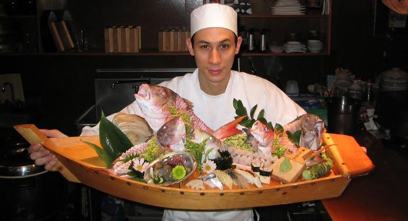 Seafood restaurant point of sale system